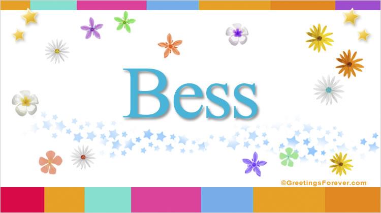 Bess, imagen de Bess