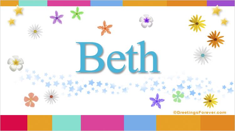 Beth, imagen de Beth