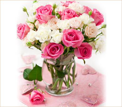 Fotos de ramo de rosas de colores 84