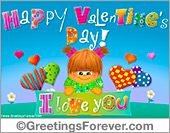 Valentine eCard for you