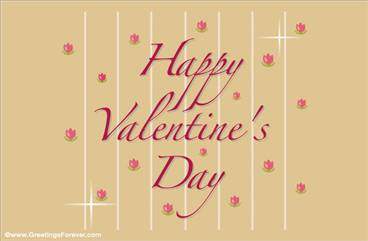 Happy Valentine´s Day egreeting