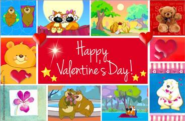 Ecard for Valentine's Day