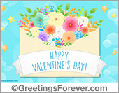 Valentine's Day ecard