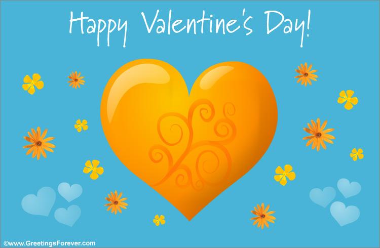 Valentine's ecard special