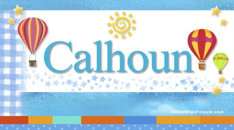 Calhoun, imagen de Calhoun