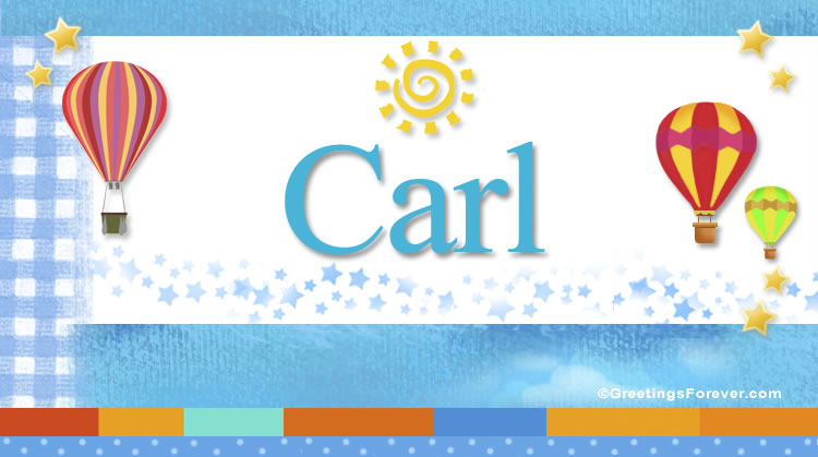 Carl, imagen de Carl
