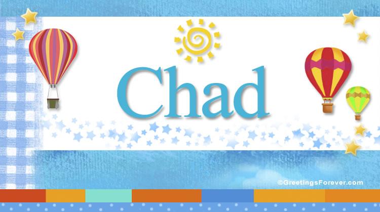 Chad, imagen de Chad