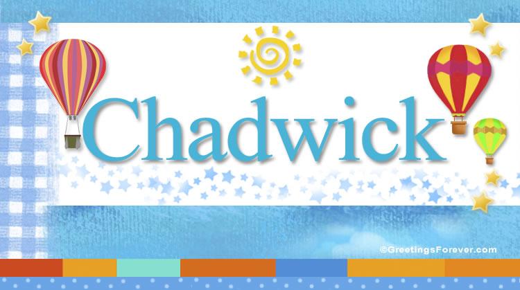Chadwick, imagen de Chadwick
