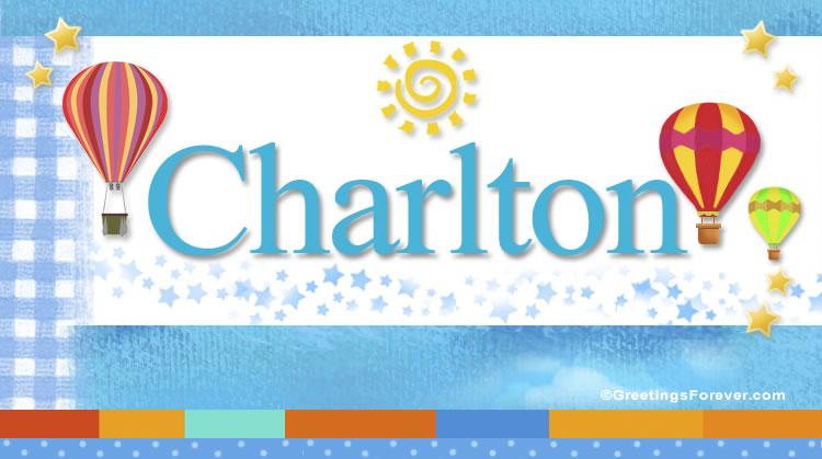 Charlton, imagen de Charlton