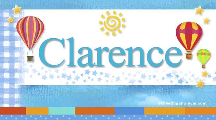 Clarence, imagen de Clarence