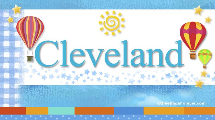 Cleveland, imagen de Cleveland