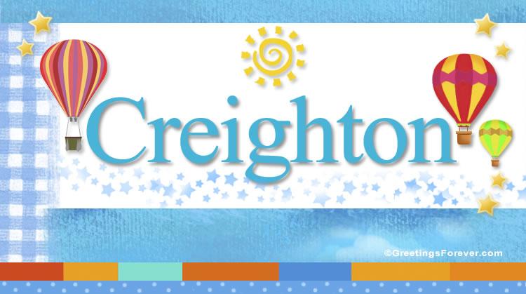Creighton, imagen de Creighton