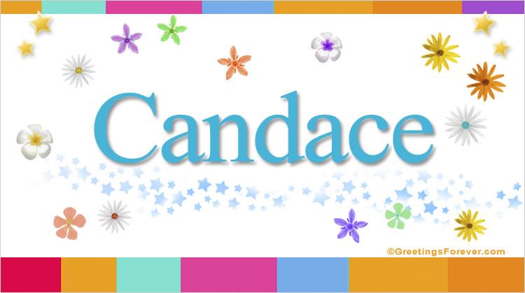 Candace, imagen de Candace