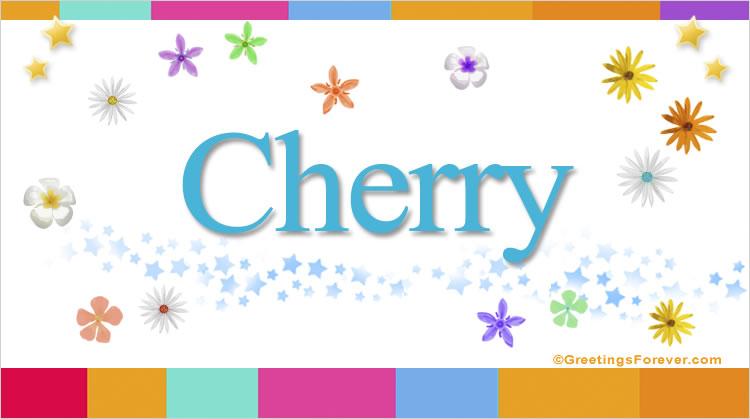 Cherry, imagen de Cherry