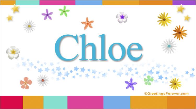 Chloe, imagen de Chloe