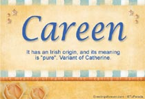 Name Careen