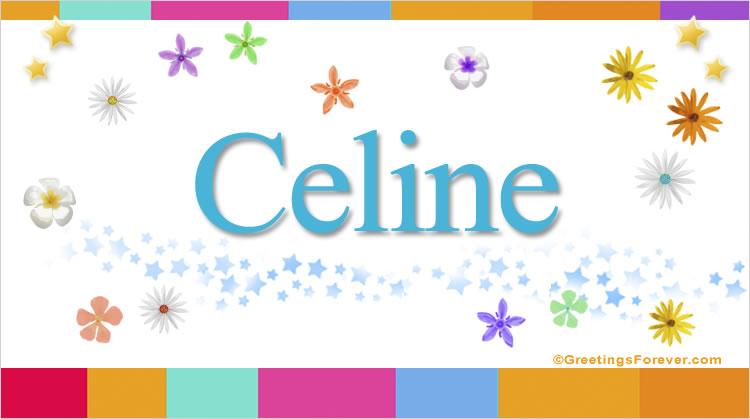 Celine, imagen de Celine