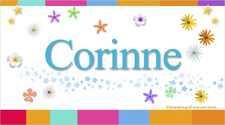 Corinne, imagen de Corinne