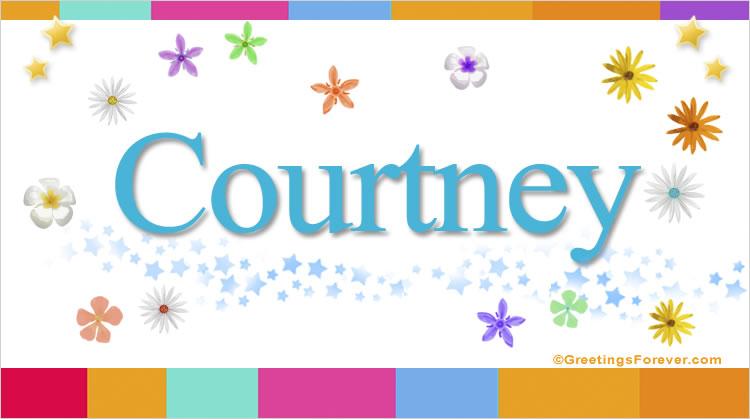 Courtney, imagen de Courtney
