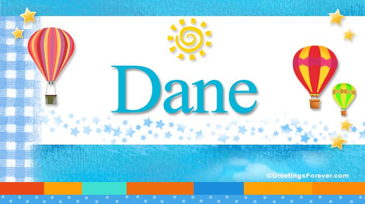 Dane, imagen de Dane