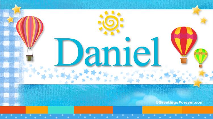 Daniel, imagen de Daniel