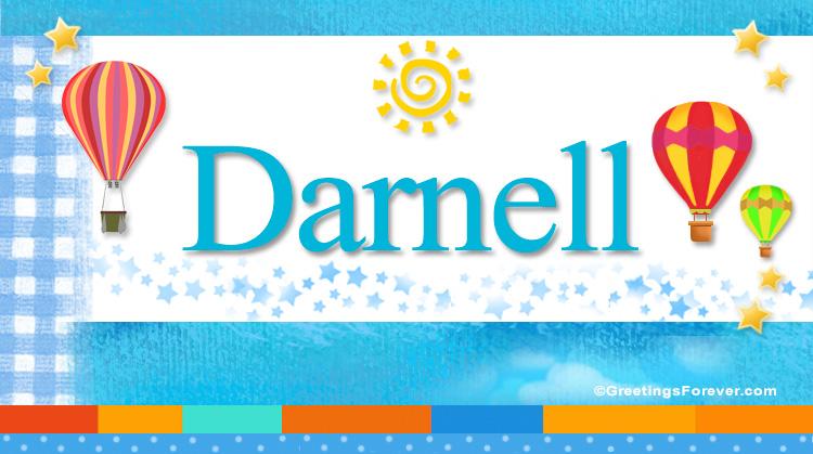 Darnell, imagen de Darnell