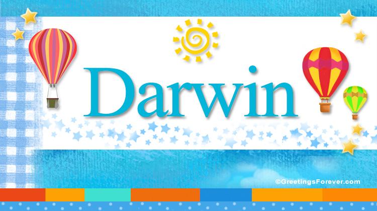 Darwin, imagen de Darwin