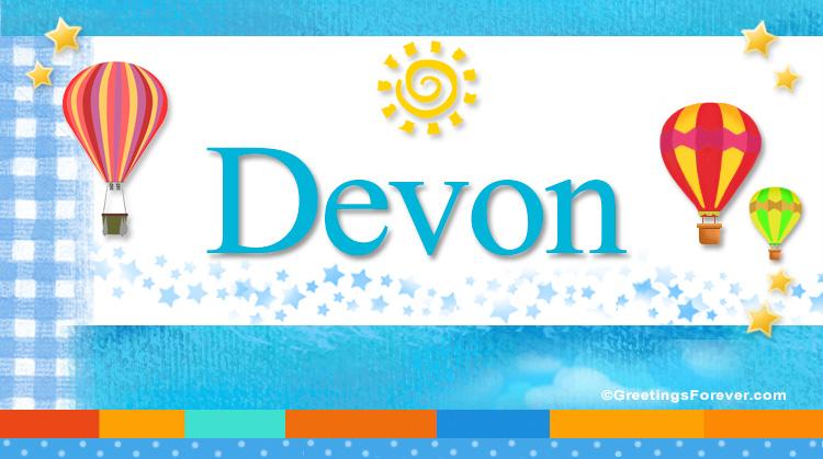 Devon, imagen de Devon