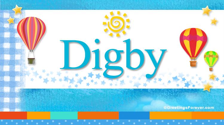 Digby, imagen de Digby