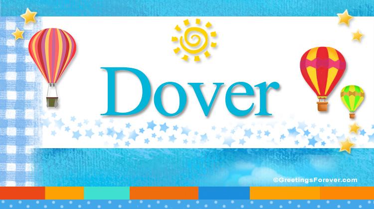 Dover, imagen de Dover