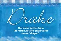 Name Drake