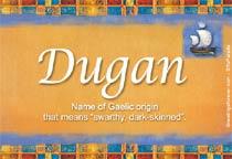 Name Dugan