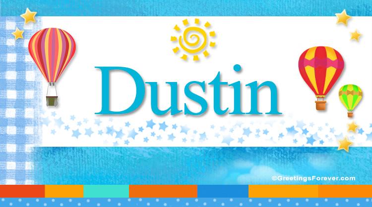 Dustin, imagen de Dustin
