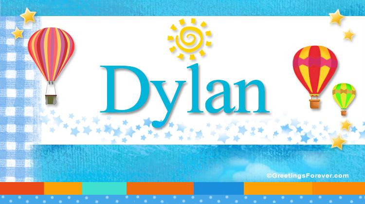 Dylan, imagen de Dylan