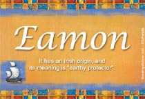 Name Eamon