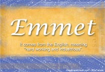 Name Emmet