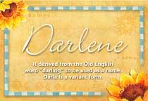 Name Darlene