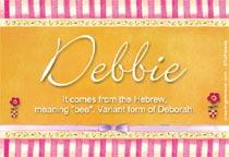 Name Debbie