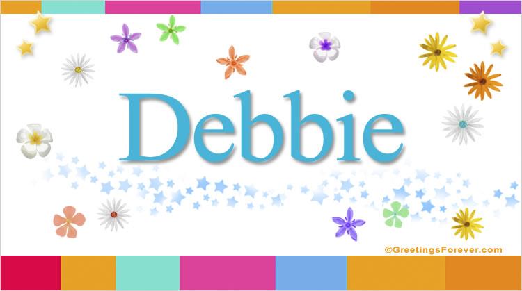 Debbie, imagen de Debbie