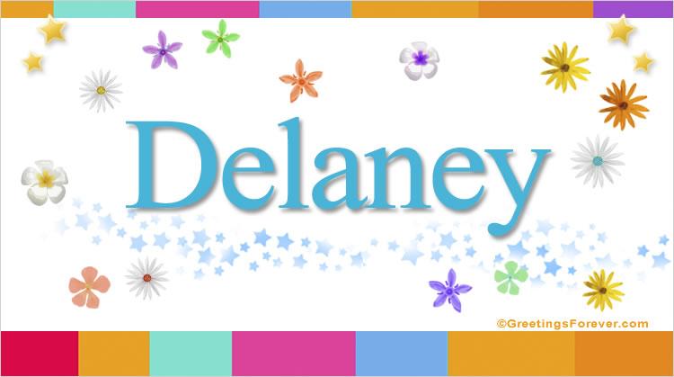 Delaney, imagen de Delaney