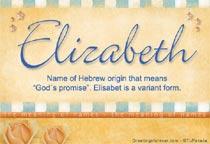 Name Elizabeth