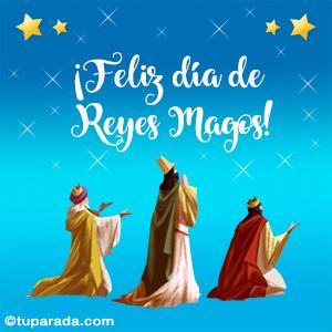 Ya llegan los Reyes Magos