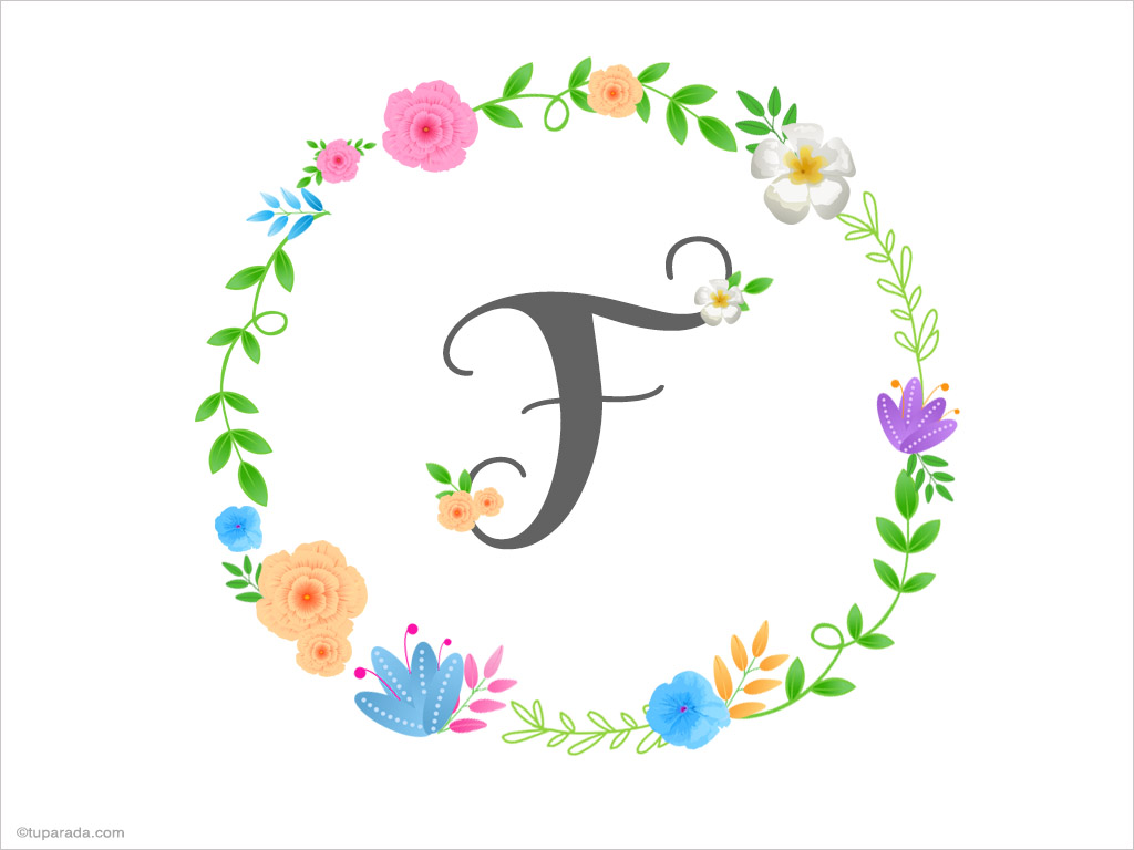 Tarjeta - Inicial F