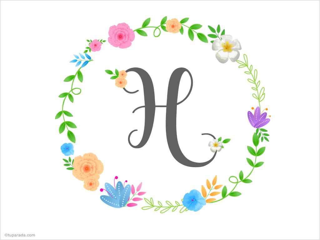 Tarjeta - Inicial H
