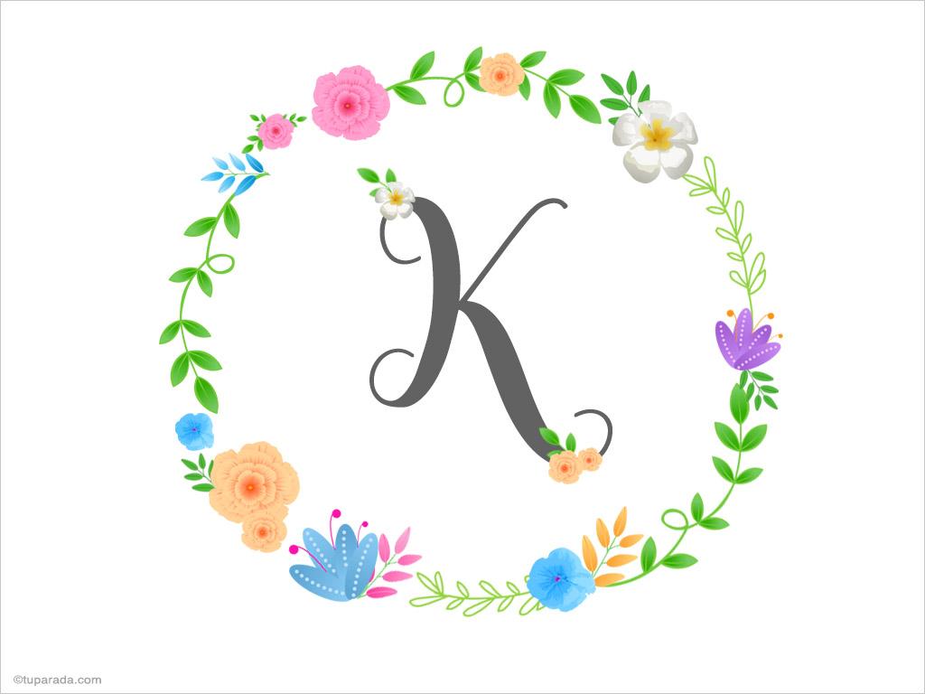 Tarjeta - Inicial K