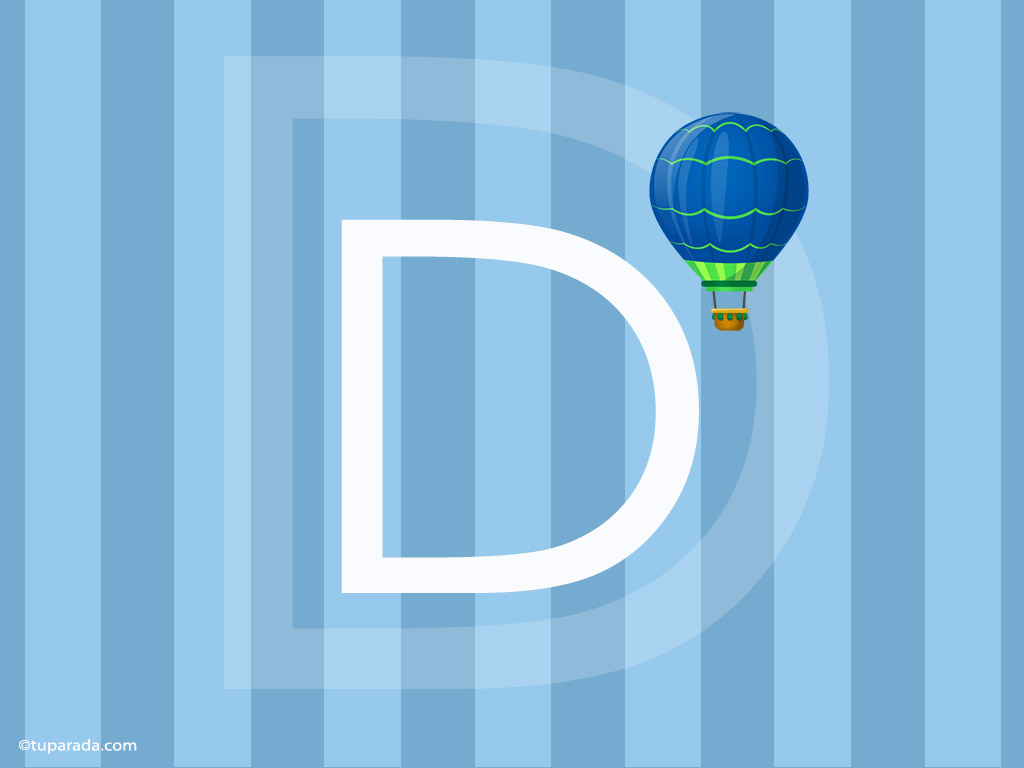 Tarjeta - Inicial D - Deco