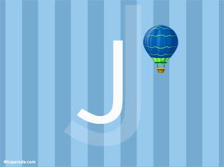 Inicial J - Deco