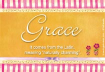 Grace Name Meaning - Grace name Origin, Name Grace, Meaning