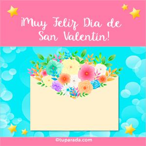 Día de San Valentín con sorpresa