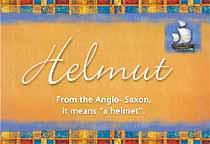 Name Helmut